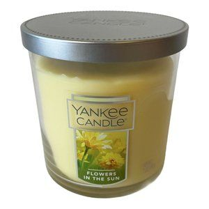 Yankee Candle Flowers in the Sun NEW 7oz Jar
